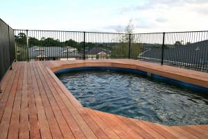 Canvas - Pool