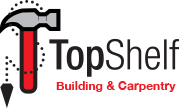 Top Shelf Carpentry Logo